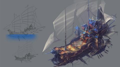 什么是游戏开发中的原画设计师