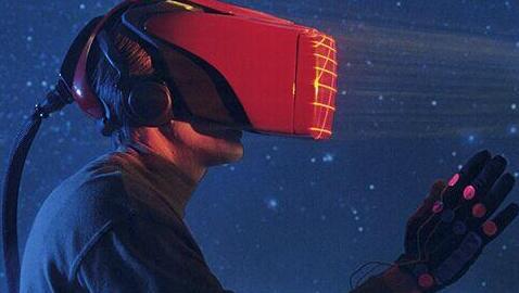 外媒称中国至少有100多种虚拟现实开发头盔