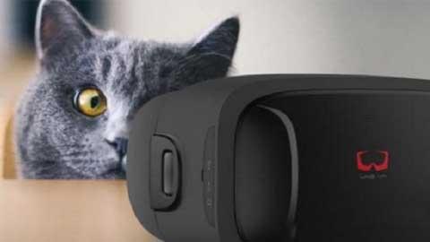 山寨VR,虚拟现实硬件领域的破坏者!