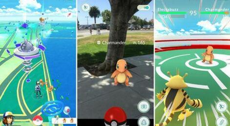 Pokémon GO赚9300万 任天堂入主手机游戏开发市场全靠它