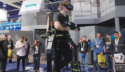 这五种虚拟现实游戏在未来或成热点