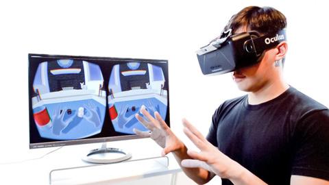 """VR即将颠覆游戏规则?先解决""""眩晕感""""再说"""