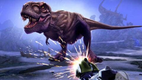 恐龙猎杀行动开始!手机游戏开发大作《夺命侏罗纪》上线