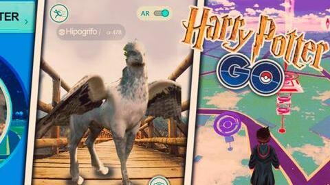 五万五千粉丝请愿开发《哈利波特GO》手机游戏开发产品