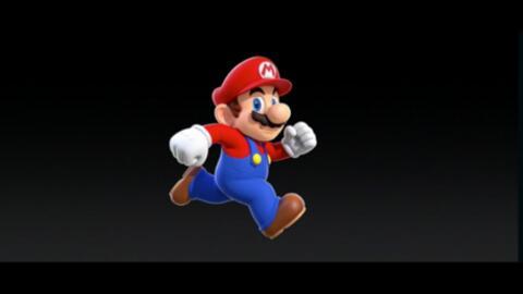 大牌游戏开发产品《超级马里奥Run》亮相苹果发布会
