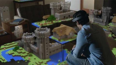 微软宣布《我的世界》已支持虚拟现实Oculus Rift