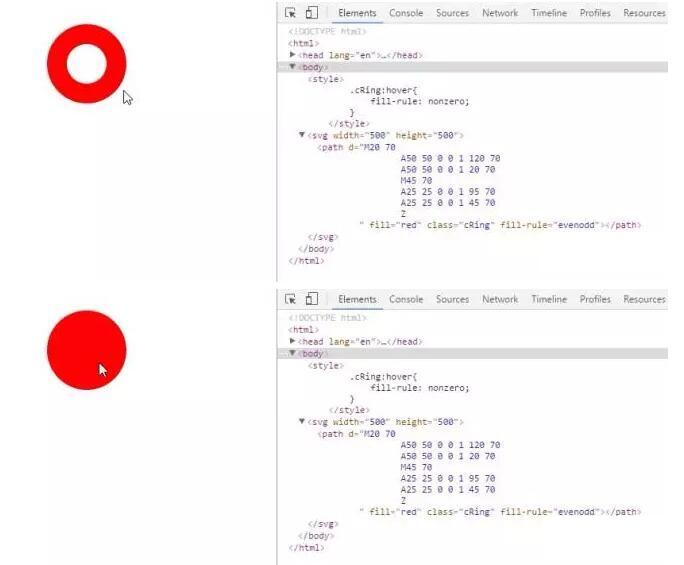 HTML5全栈开发教程:绘制一个环形